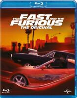 Nuevo The Rápido And The Furious 4K Muy HD+ Blu-Ray