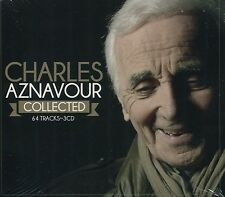 Charles Aznavour : Collected (3 CD)