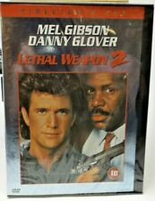 Lethal Weapon 2 (DVD) Brand new and still sealed! Starring Mel Gibson