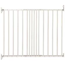 Safetots No Screw Stair Gate /& Wide Walkthrough Baby Gate Extension White 13.5cm