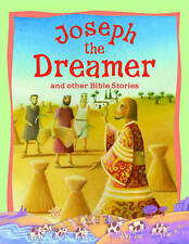JOSEPH THE DREAMER AND OTHER BIBLE STORIES Age 7-10 Vic Parker NEW P/BACK (#40)
