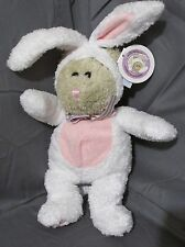 New 2003 Starbucks Bearista Bear Plush Stuffed 26th Edition Easter Bunny Rabbit