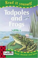 Tadpoles and Frogs (Read it Yourself - Level 2),