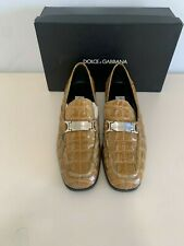 Dolce and Gabbana Women's Camel Dress shoes Size 38