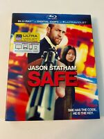 Safe w/ Slipcover (Bluray, 2012) [BUY 2 GET 1]
