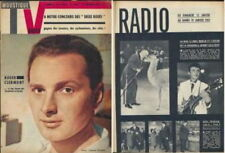 MOUSTIQUE TV 1928 (10/1/63) ROGER CLEMONT JOHNNY HALLYDAY GRAHAM HILL JIDEHEM