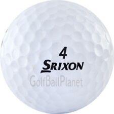 60 Near Mint Srixon Q Star White Used Golf Balls | Recycled Golf Balls + Tees