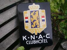 KNAC - KONINKLIJKE NEDERLANDSCHE AUTOMOBIEL CLUB - HOTEL WALL SIGN