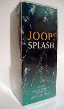 JOOP SPLASH HOMME MEN PERFUME EDT SPRAY BIG 75 ML/ 2.5 OZ SEALED BOX JOOP!