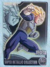 JAPAN DRAGONBALL x  MORINAGA Sushuu Card Super Saiyan VEGETA DXMT-03-563