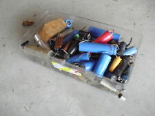 Huge Lot of Vintage Capacitors and Some Parts Look #3
