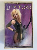 Lita Ford Out For Blood (Cassette)