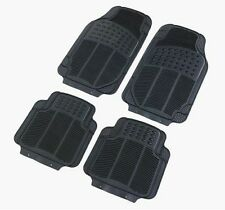 Mazda CX5 CX7 CX9 2, 3, 5, 6, 626 RX8  Universal Rubber Car Mats Heavy Duty 4pc