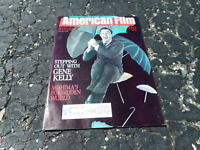 MARCH 1985 AMERICAN FILM early movie magazine - GENE KELLY