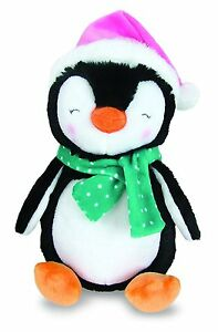 Carter'S Holiday Plush Girl Penguin