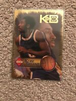 1998 Collector's Edge Impulse KB8 Gold #1 Kobe Bryant