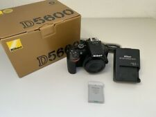 Nikon D5600 Body Gehäuse - 630 Auslösungen