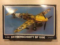 "Starfix 1:48 Scale German ""Messerschmitt BF 109E""  Plastic Model Kit"
