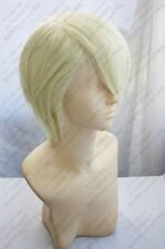 Fashion Hair Harry Potter Draco Malfoy Short Blonde Cosplay Party Wig