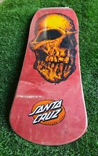 Santa Cruz Creep deck. Old Skool skateboards