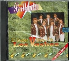 Los Vazkes El Super Show de los Vazkez   Brillantes    BRAND  NEW SEALED  CD