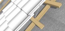 Seitnfalzklammer Sturmklammer Kopf Ziegelklammer Dachziegel typ J 250 St