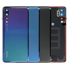 New OEM Genuine Housing Glass Battery Back Cover Rear Case For Huawei P20 Pro
