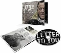 BRUCE SPRINGSTEEN - Letter to you (2020) CD