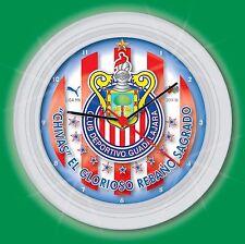 clock Chivas Club Guadalajara Mexico futbol club 2017 18 reloj liga mx soccer