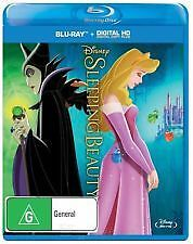 SLEEPING BEAUTY - BRAND NEW & SEALED BLU RAY + DIGITAL HD (DISNEY) 2014 RELEASE
