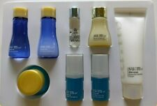 Su:m 37° Water-Full Vacation Special Gift Sets 8pcs from Korea