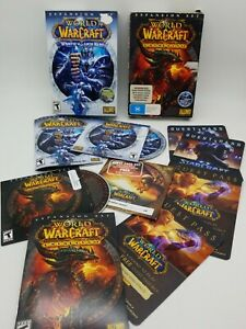 World of Warcraft PC Game Bundle: Cataclysm & Wrath of the Lich King