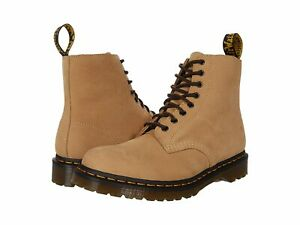 Adult Unisex Boots Dr. Martens 1460 Pascal Milled Nubuck