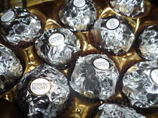 Silver Wedding Ferrero Rocher 24 pieces 300g chocolate coated nuts x 4 packs