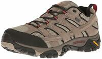 Merrell Men's Moab 2 Waterproof Hiking Shoe, Bark Brown, Size 9.0 ZOcX