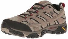 Merrell Men's Moab 2 Waterproof Hiking Shoe, Bark Brown, Size 9.0 ZOcX