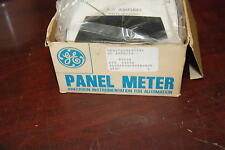 Ge 50-171141Mtmt1, Ac Amp Gauge, 0-10A, Panel Meter, New in Box