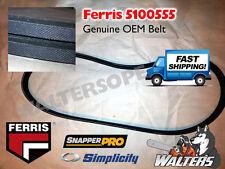 Ferris OEM Belt 5100555 also for Snapper Pro & Simplicity (NOT AFTERMARKET)