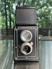 Vintage Sparta Spartaflex Twin Lens Reflex Camera - Bakelite - Mid Century Cool!