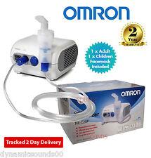 Omron NE-C28P CompAir Plus Compressor Nebuliser Inhaler Mask Medicine Inhaler