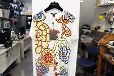 Brand New / Unworn - Louis Vuitton Flower Printed T-Shirt Size S