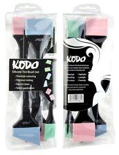 6 PACK KODO SILICONE BALAYAGE HAIR TINT BRUSH SET HAIR COLOURING SALON HOME USE