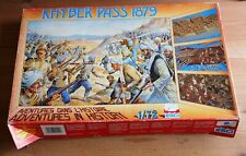 1/72 ESCI P-514  Khyber Pass 1879 : Dioplatte mit kompletten Figurensätzen OVP