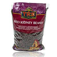 TRS - Kidneybohnen getrocknet in 2 kg Großpackung - Rote Bohnen roh/ungekocht