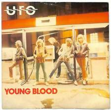 """UFO - Young Blood - 7"""" Vinyl Record Single"""