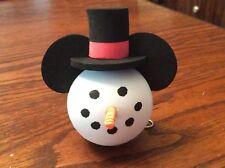 Disney Antenna Topper Christmas Winter Snowman Brand New WDW