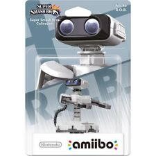Magazine Super Smash Bros Amiibo Nintendo Wii U Commutateur 3 DS Nº 46 ROB