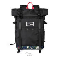 """UIYI Chief  TOKYO Designed Backpack 15"""" Laptop Unisex Roll top compartment"""