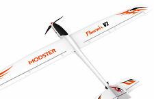 RC Flugzeug MODSTER Phoenix V2 2000mm Elektromotor Segelflugmodell ARTF