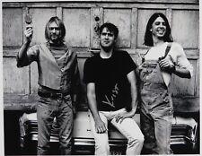 Dave Grohl Kirst Nirvana JSA Signed Autograph Photo 11 x 14